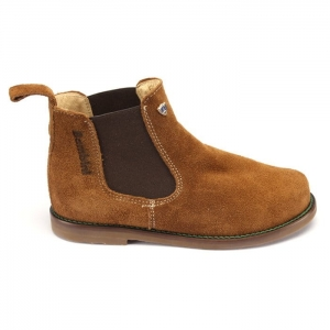 Sztyblety Chelsea Boots Brown