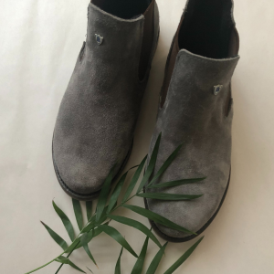 Chelsea Boots Gray Gray